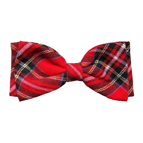 Royal Tartan Bow Tie