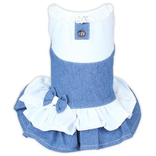 Denim Spring Dress from Parisian Pet®