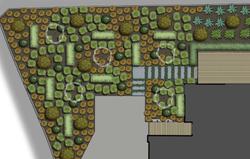 Nelson landscape plan