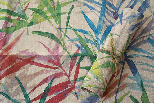 Serviette PALM LIN