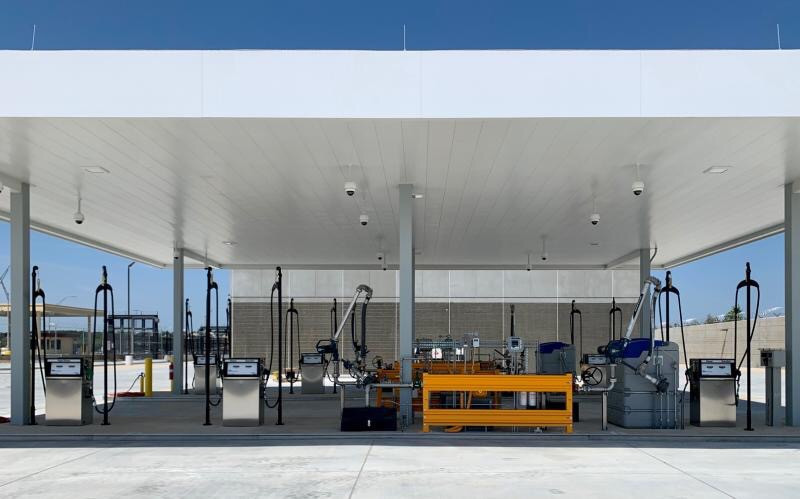 Delta Airline Fueling Facility