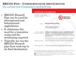 BRUGG Pipe – Underground or Abovegro