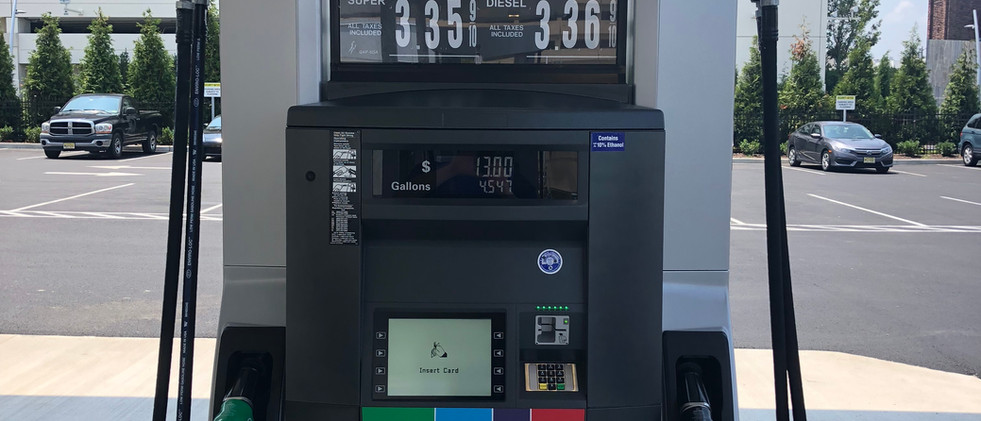 Hard Rock Gas Station