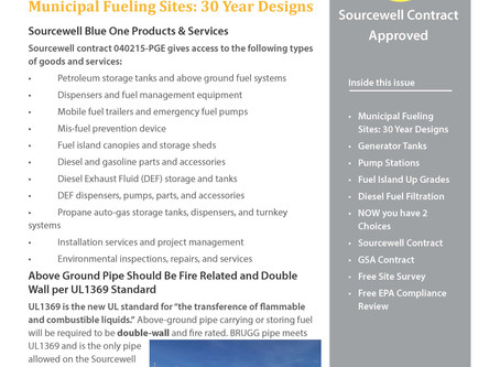 Latest Sourcewell Newsletter is OUT