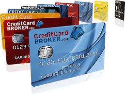 Credit Card Broker