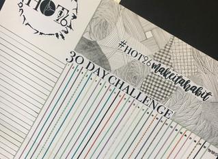 30 Day Yoga Challenge!