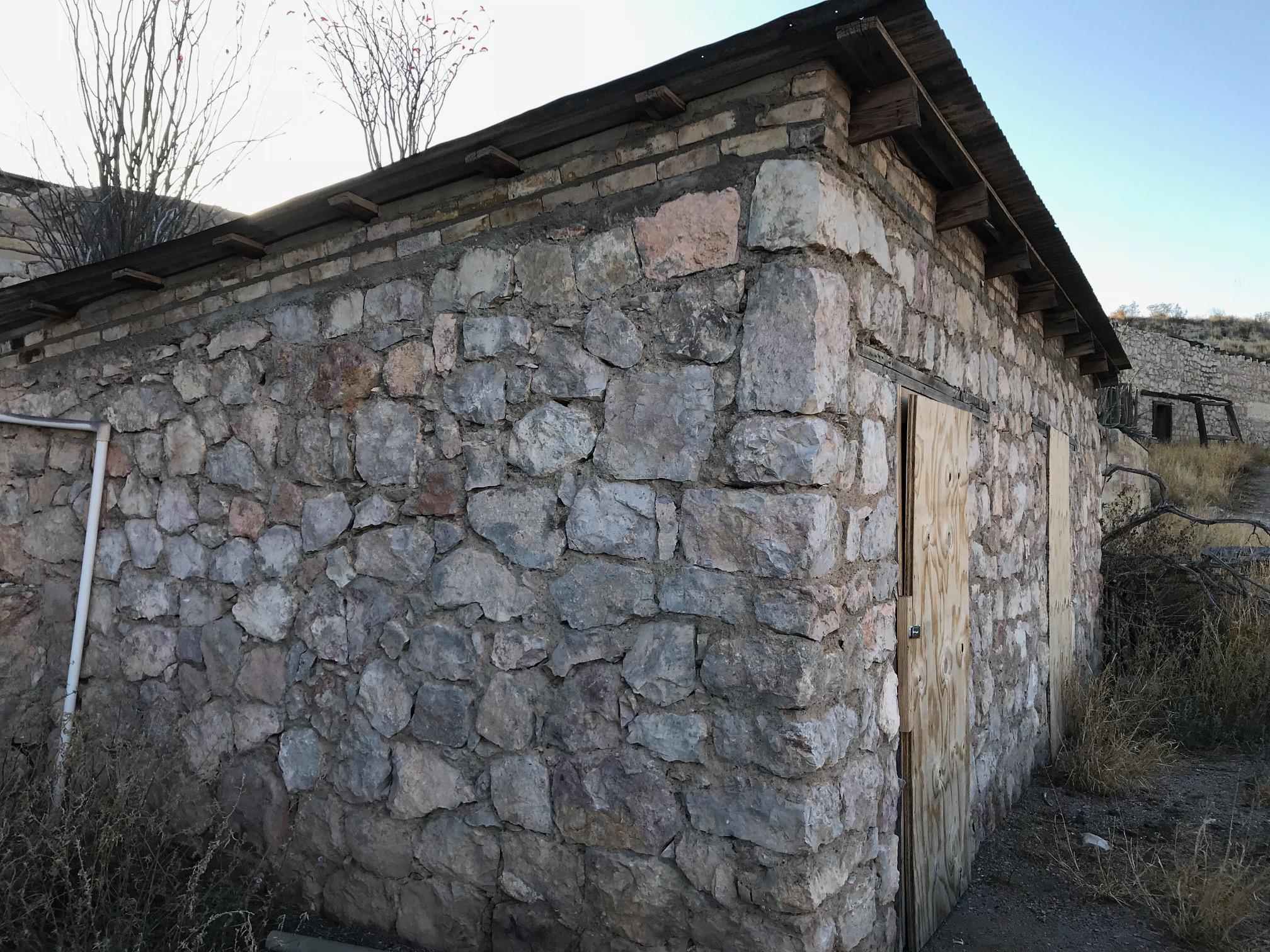 south wall