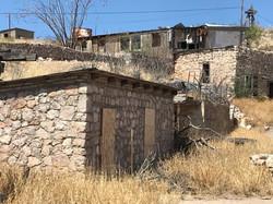 Storage, Jail, BBQ Smoker, Kitchen house