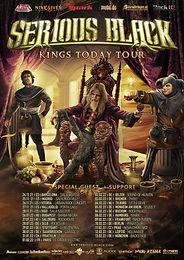 HEADLINER TOUR DATES 2021/22