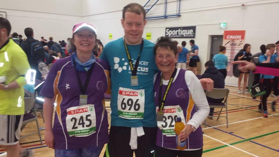 Omagh Half Marathon March 2016