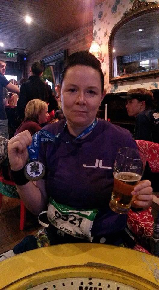 Dublin Marathon October 2015
