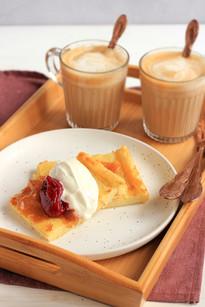 Finnish Oven Baked Pancake