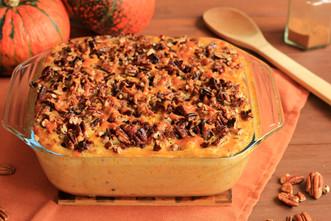 Pumpkin Mac'n'Cheese