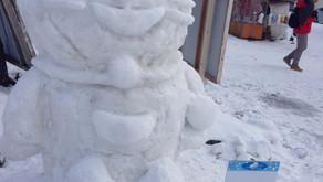 雪まつり♫