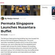 permata singapore nusantara buffet nativ