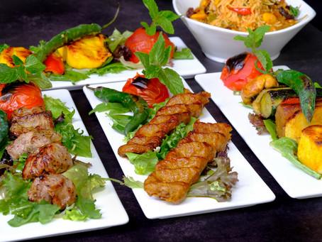 Shabestan's 3-Course Tasting Set Lunch Menu at $48++
