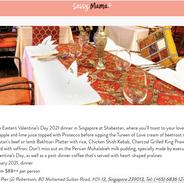 20 Romantic Restaurants for Valentine's