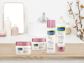 Cetaphil Launches Bright Healthy Radiance Range of Skincare for Sensitive Skin