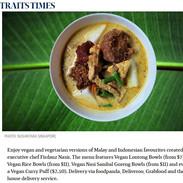 vegan malay food vegetarian indonesian f