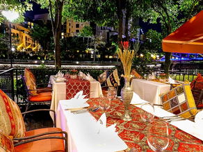 90% Fully Booked! Have A Middle Eastern Valentine's Dinner at Shabestan Singapore