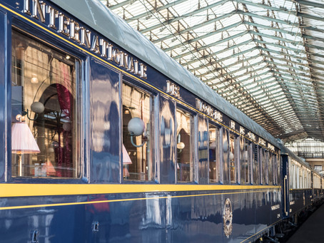 Orient Express Comes To Singapore