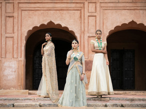 #DesiFashion : Opium by Bubbly J