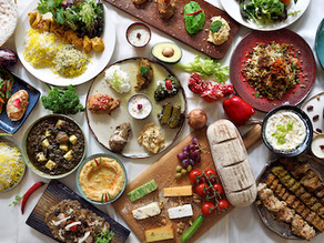 Shabestan Celebrates it's 7th Anniversary with a 7-Course Menu Priced at just $77++