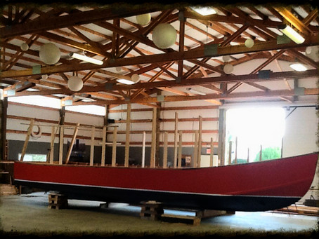 WaterWoody Hull 38' Hybrid