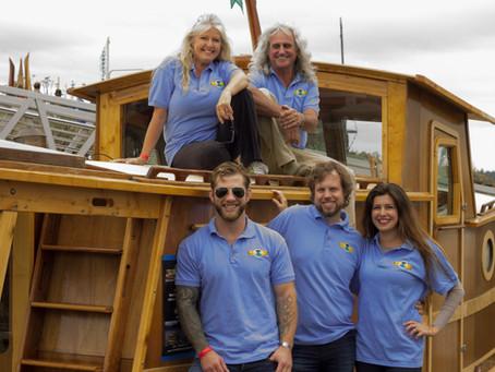 Port Townsend wooden boat festival
