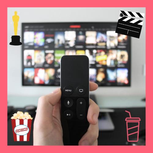"""<alt=""""mão segurando um controle remoto e televisão ligada na frente"""">"""