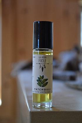 Huile parfumée PATCHOULI parfumed oil