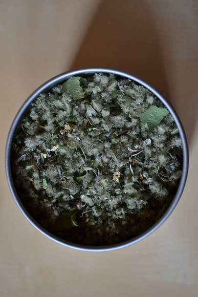 Herbes à fumer Salomon smoking herbs 9gr pot