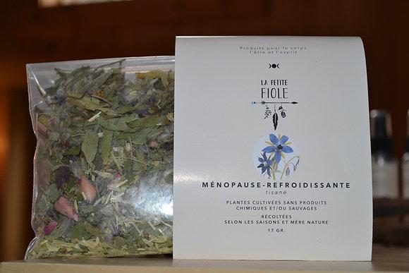 Tisane MÉNOPAUSE 25 gr. herbal tea