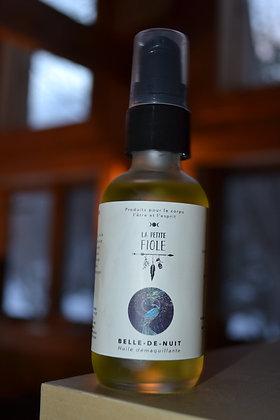 Huile démaquillante Belle-de-nuit cleansing oil 60 ml