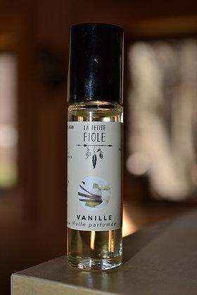 Huile parfumée VANILLE parfumed oil