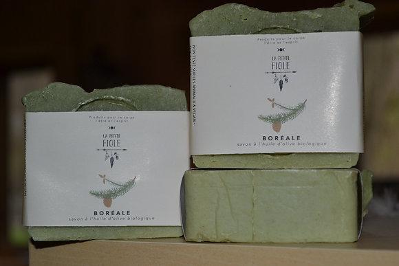 Savon BORÉALE soap