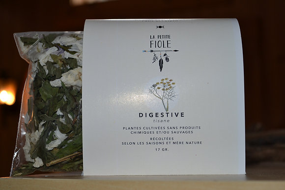 Tisane DIGESTIVE 15 gr. herbal tea
