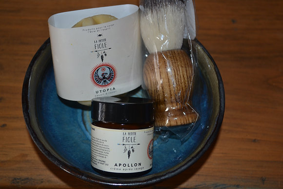Kit à raser INTÉGRAL shaving kit