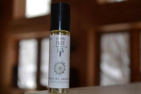 Huile parfumée BOIS DE SANTAL parfumed oil