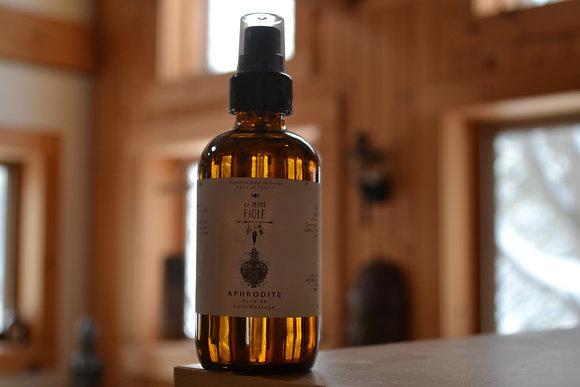 Huile à massage/bain Aphrodite Massage/bath oil 120 ml