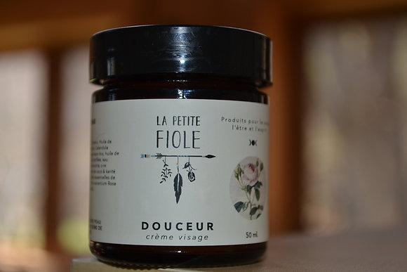 Crème visage Douceur face cream 50 Ml