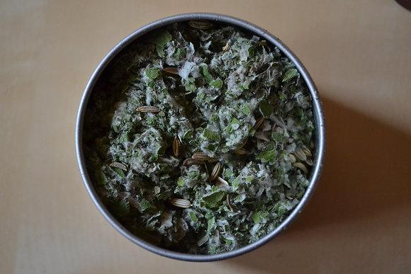 Herbes à fumer Pureté smoking herbes 13 gr. en pot