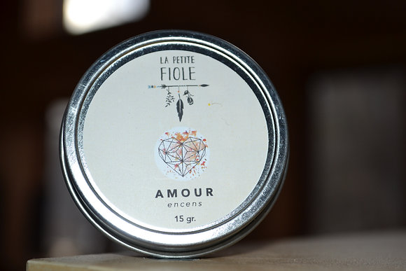 Encens Amour Incense