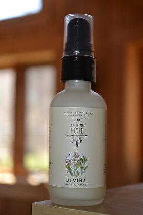 lait hydratant visage hydrating milk Divine 60 ml