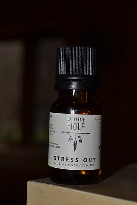 Huile essentielle Stress out essential oil 15 ml