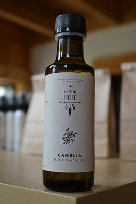 Huile précieuse de CAMELIA precious oil