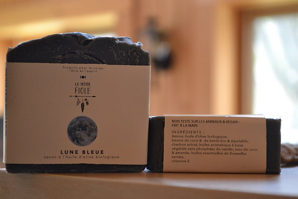 Savon LUNE BLEUE soap