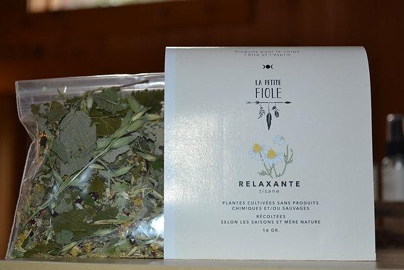 Tisane RELAXANTE 30 gr herbal tea
