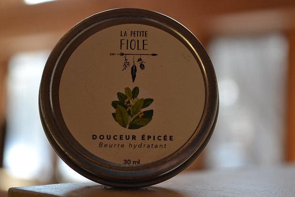 Beurre hydratant DOUCEUR ÉPICÉE