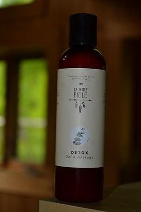 Gel/crème à massage DETOX 4 on.